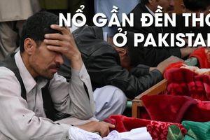 Nổ gần đền thờ ở Pakistan, 9 người thiệt mạng