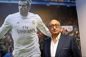 Người đại diện chính thức chốt tương lai của Gareth Bale