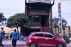 Nam thanh niên đâm chết nhân viên quán karaoke ở Quất Lâm vì không tìm thấy xe máy