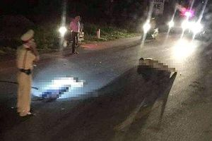 Công an viên mất lái tông CSGT làm nhiệm vụ