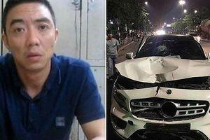 Khởi tố, bắt tạm giam 4 tháng tài xế lái xe Mercedes đâm hai người phụ nữ tử vong
