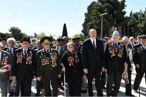 Azerbaijan kỷ niệm 74 năm chiến thắng chủ nghĩa phát xít