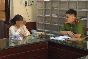 Triệu tập cô gái hoang tin một thiếu úy bị bắt trong vụ sát hại nữ sinh giao gà