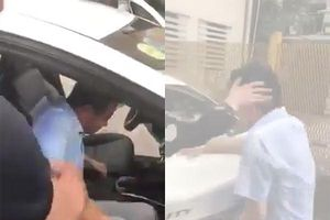 Thầy dạy lái ô tô bị đánh dã man vì 'sờ đùi học viên': Công an vào cuộc điều tra