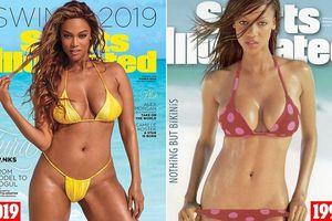 Mẹ đẻ Next Top Model tái xuất 'bỏng rẫy' trên bìa tạp chí áo tắm