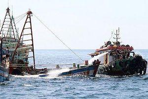 Indonesia đánh chìm tàu cá Việt Nam là trái công ước LHQ về luật biển