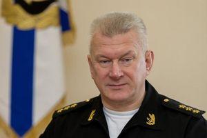 Tổng thống Nga bổ nhiệm Tư lệnh lực lượng Hải quân