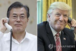 Tổng thống Trump ủng hộ việc hỗ trợ nhân đạo cho Triều Tiên