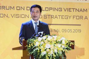 Phát triển doanh nghiệp công nghệ giúp Việt Nam thịnh vượng