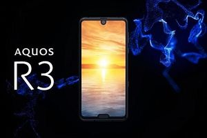Sharp ra mắt smartphone Aquos R3