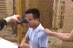 Thầy dạy lái xe bị đánh vì 'chạm phần nhạy cảm' học viên nữ: Thực nghiệm hiện trường