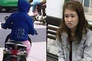 Chân tướng phụ nữ chạy xe Liberty chuyên trộm vặt ở Đà Nẵng