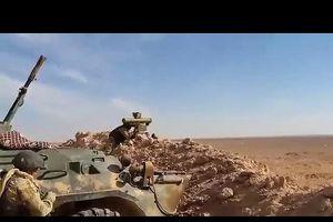 Đặc nhiệm Nga hành động chống các phần tử khủng bố IS ở miền Đông Syria