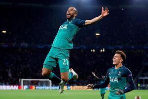 Ajax 2-3 Tottenham (chung cuộc 3-3): Moura lập hat-trick, Spurs ngược dòng vào chung kết