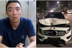 Bắt giam 4 tháng tài xế đâm chết 2 phụ nữ tại hầm Kim Liên