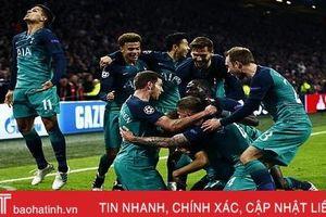Highlight: Xem lại màn ngược dòng kinh điển của Tottenham trước Ajax