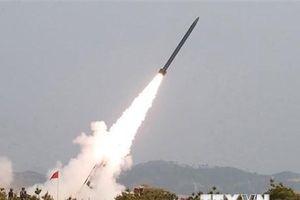 Mỹ lần đầu tiên xác nhận Triều Tiên phóng rocket và tên lửa