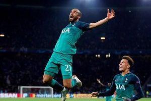 Cận cảnh màn ngược dòng 'điên rồ' của Tottenham trước Ajax