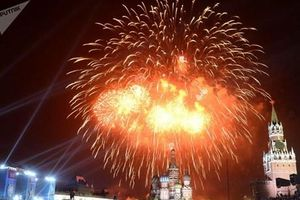 Ngắm nhìn thủ đô Moskva anh hùng thời chiến và thời nay