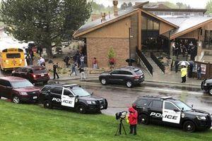 Nghi phạm còn lại trong vụ xả súng trường học ở Colorado là nữ sinh