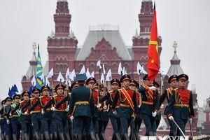 Lễ diễu binh kỷ niệm 74 năm Chiến thắng phátxít tại Nga
