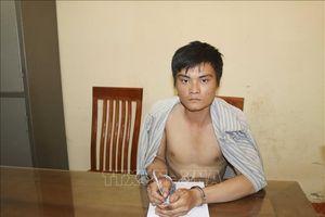 Bắt nghi phạm sát hại hàng xóm tại Tuần Giáo, Điện Biên