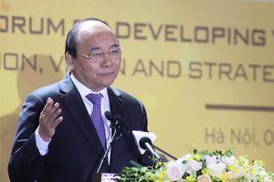 Thủ tướng: Phải phát triển doanh nghiệp công nghệ để nước ta thịnh vượng