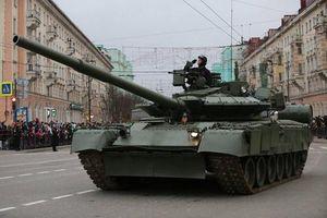 Sự vắng mặt khó hiểu của xe tăng T-80BVM trong Lễ duyệt binh Ngày chiến thắng