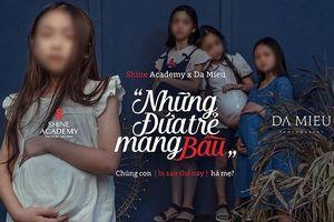 'Những đứa trẻ mang bầu' khiến người xem rùng mình ám ảnh