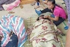 Đôi nam nữ bỏng nặng trong nhà: Một người đã tử vong