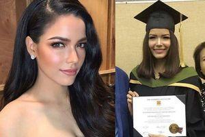 Từng đánh bại Việt Nam, cô gái lai này đang lăm le muốn 'đối đầu' Hoàng Thùy ở Miss Universe 2019