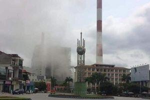 Quảng Ninh: Làm rõ nguyên nhân về sự cố phát tán bụi tại Nhà máy Nhiệt điện Uông Bí