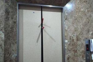 TP.HCM: Giải cứu 8 người bị mắc kẹt trong thang máy khách sạn