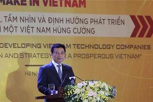 Công nghệ là lời giải cho khát vọng Việt Nam hùng cường