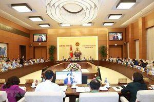 UBTVQH đề nghị bổ sung kiến nghị về phát triển kinh tế, hỗ trợ doanh nghiệp