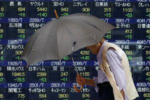 Nỗi lo thương mại đẩy chứng khoán châu Á xuống đáy 8 tuần