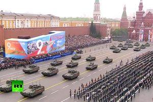 Nga tổ chức diễu binh kỷ niệm 74 năm Chiến thắng phát xít