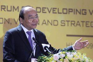 Thủ tướng Chính phủ: Đổi mới sáng tạo là yếu tố sống còn của doanh nghiệp và nền kinh tế