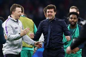 HLV Pochettino bật khóc sau màn ngược dòng thần kì trước Ajax