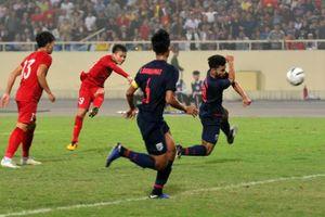 King's Cup phá lệ: Đội tuyển Việt Nam gặp Đội tuyển Thái Lan