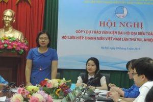 Hội LHTN Việt Nam cần tăng tính hấp dẫn để thu hút, tập hợp thanh niên