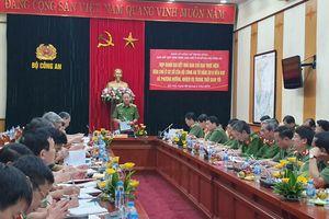 Thực hiện tốt dân chủ trong CAND, nâng cao hiệu quả quản lý Nhà nước về ANTT
