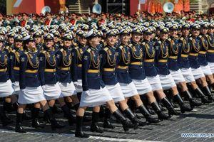 Nga sẵn sàng cho Lễ duyệt binh kỷ niệm 74 năm Ngày chiến thắng