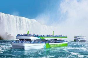 Thay thế 'biểu tượng' của Thác Niagara bằng tàu chạy điện