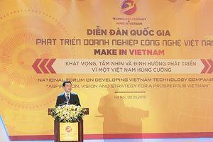 'Make in Vietnam' giải bài toán thoát bẫy thu nhập trung bình