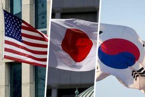 Mỹ, Nhật Bản và Hàn Quốc đàm phán quốc phòng ba bên
