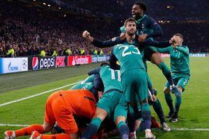 Kỳ tích của Liverpool truyền cảm hứng cho Tottenham đánh bại Ajax