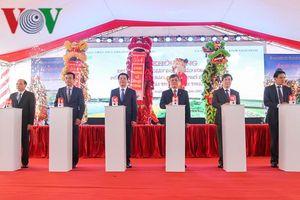 Khởi công dự án cầu sông Hóa nối Hải Phòng và Thái Bình