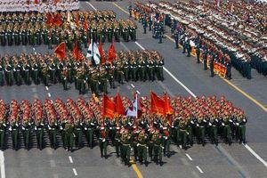 Trực tiếp Duyệt binh kỷ niệm 74 năm Ngày Chiến thắng 9/5 từ Quảng trường Đỏ