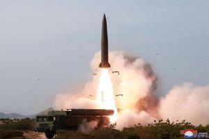 Triều Tiên lại phóng tên lửa